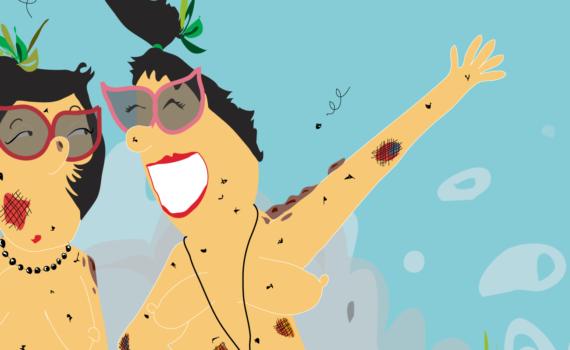 dessin pour anniversaire 60 ans femme humour