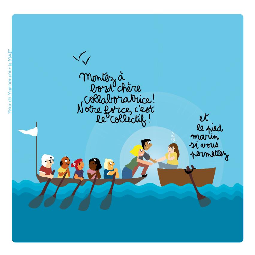 dessin-humour-la-force-du-collectif